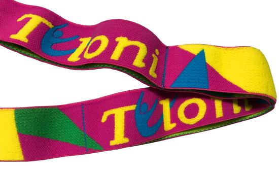 Резина для растяжки Tuloni все 10 кг цвет Фуксия Артикул T0956-1