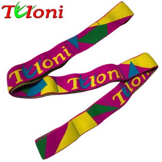 Резина для растяжки Tuloni все 10 кг цвет Фуксия Артикул T0956