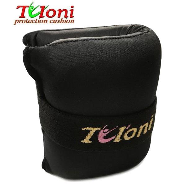 Защитная подушка для растяжки Tuloni цвет Черный Артикул T0198-1
