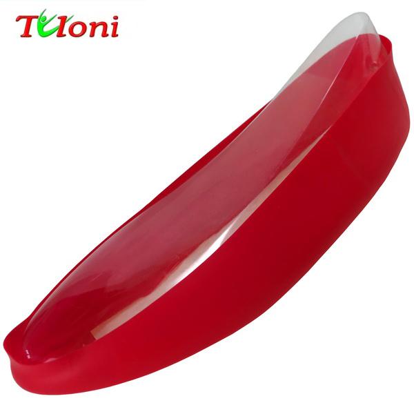Резина для растяжки стопы Tuloni толщина 0,35 мм цвет Красный Артикул T0929