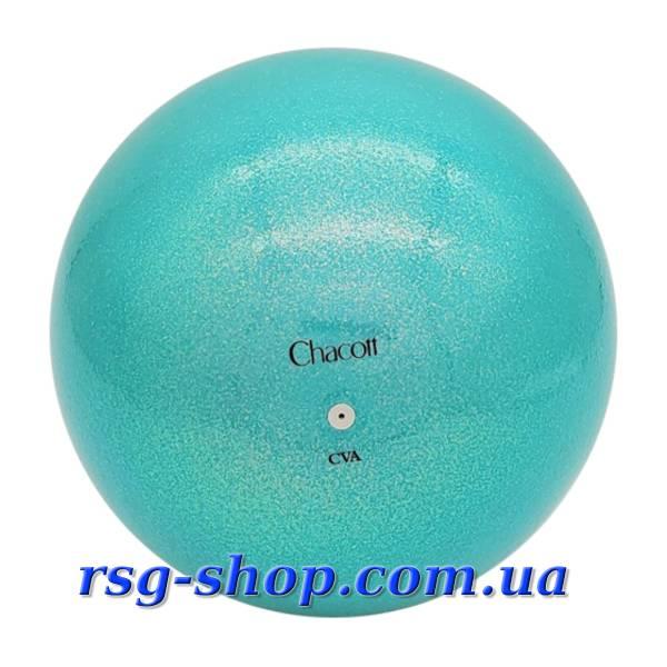 Мяч 17 см Chacott Practice Prism цвет Аквамарин (Aqua Green) Артикул 631