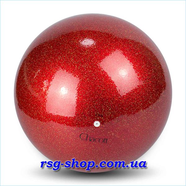 ball-17-cm-chacott-practice-prism-grenadine-656