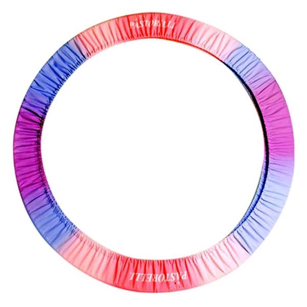 Чехол для обруча Pastorelli цвет Розовый-Сиреневый-Фиoлетовый Артикул 01456