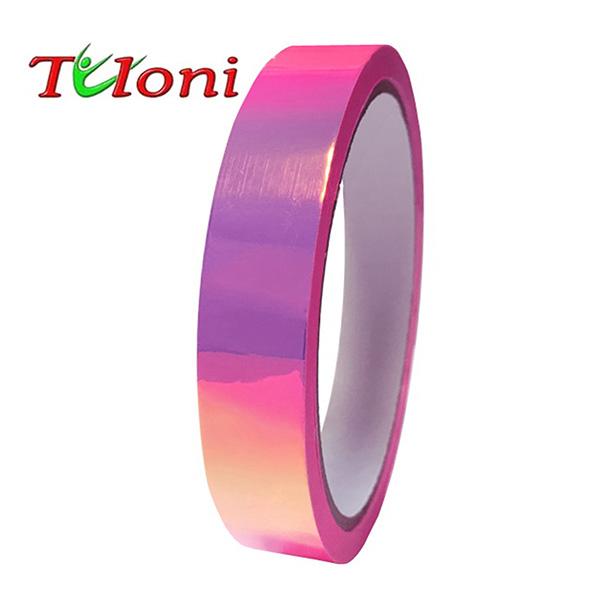 Обмотка Tuloni модель Laser цвет Розовый-Фиолетовый Артикул T0962