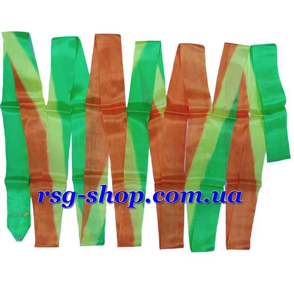 Гимнастическая лента 5м Chacott цвет Мускатный (Muscat) Артикул 5-267-1