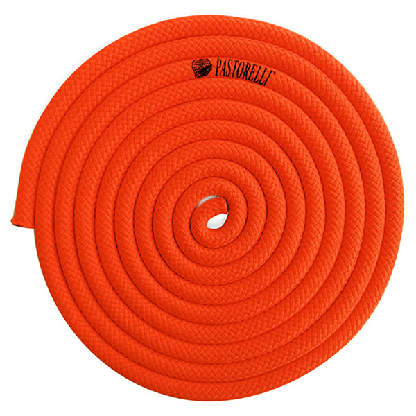 Скакалка Pastorelli New Orleans цвет XFLUO Оранжевый Артикул 04895