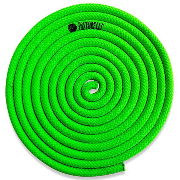 Скакалка Pastorelli New Orleans цвет Зеленый XFLUO Артикул 04897
