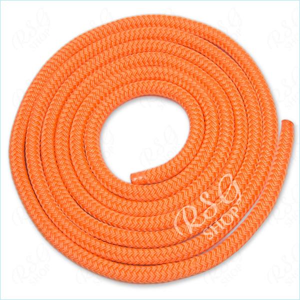 Скакалка 2,5м Sasaki MJ-240 цвет Оранжевый Артикул MJ-240-O