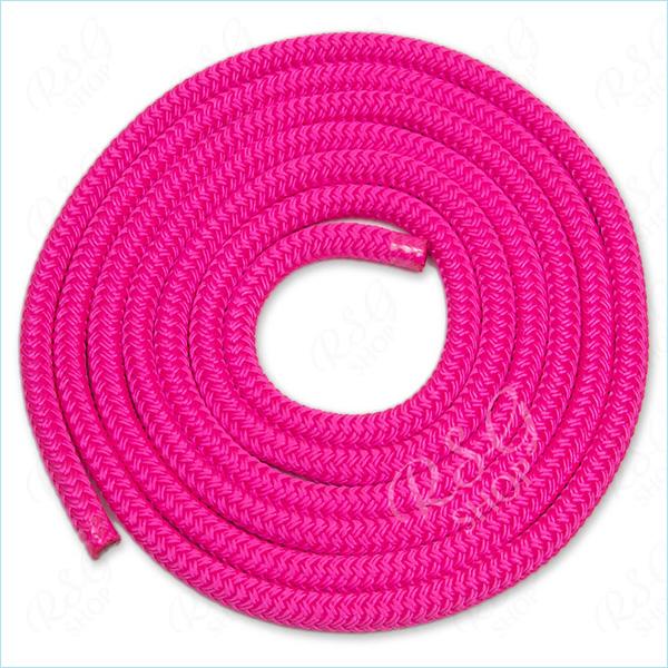 Скакалка 2,5м Sasaki MJ-240 цвет Розовый Артикул MJ-240-P