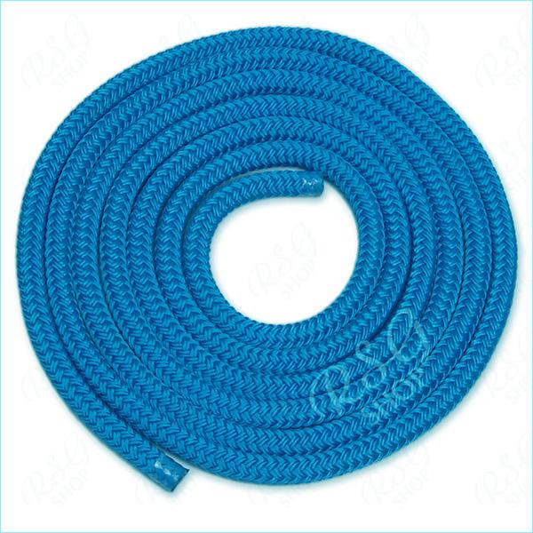Скакалка 2,5м Sasaki MJ-240 цвет Бирюзово-Синий Артикул MJ-240-TQBU