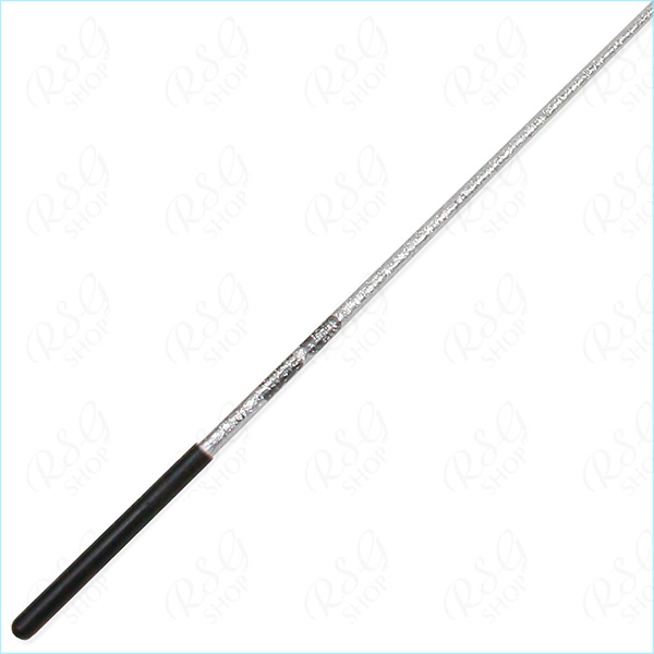 Паличка 60 см Sasaki Glitter M-781H колір Срібний-Чорний Артикул M-781H-SI