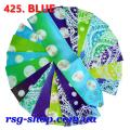 Gymnastic ribbon 6 m Chacott color Blue Article 6-425