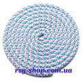 Rope 2,5 m Sasaki MJ-243 color Light Blue-Light Pink Article MJ-243-LIBUxLIP