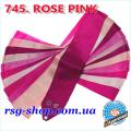 Gymnastic ribbon 6m Chacott color Rose Pink Article 6-745