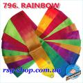 Gymnastic ribbon 5m Chacott color Rainbow Article 5-796