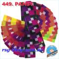 Gymnastic ribbon 5m Chacott color Pansy Article 5-449