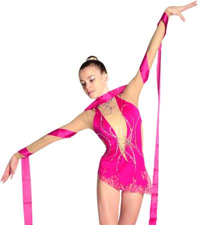Стрічка для художньої гімнастики
