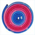 Rope 3m Pastorelli Crystal color Blue-Fuchsia-Pink FIG Article 02723